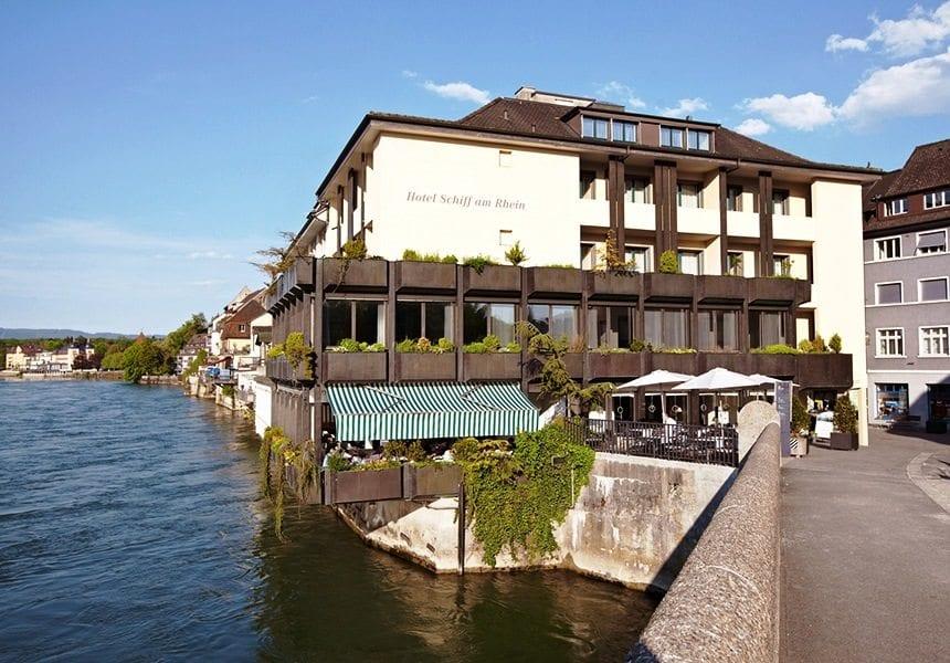 Hotel sch tzen rheinfelden und hotel schiff am rhein for Thermalbad rheinfelden schweiz